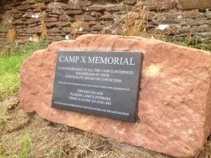 Camp X Memorial
